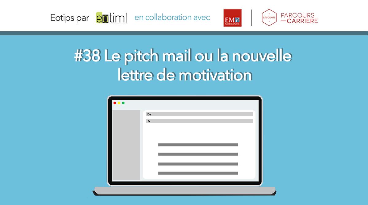 comment envoyer un mail avec cv et lettre de motivation