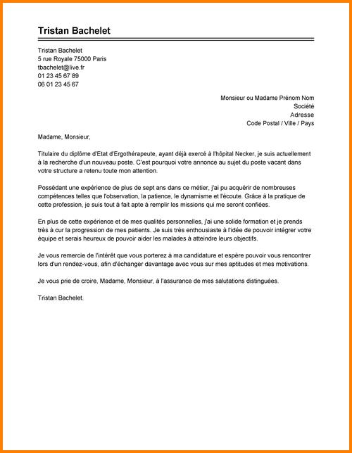 lettre de motivation assistant dentaire formation