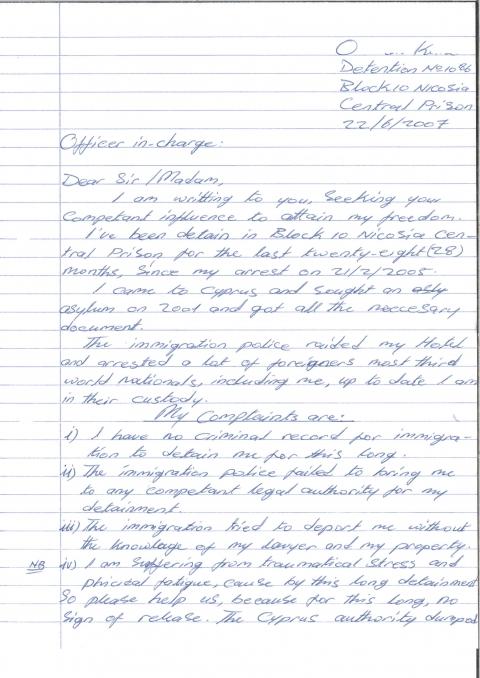lettre de motivation pour titre de sejour etudiant