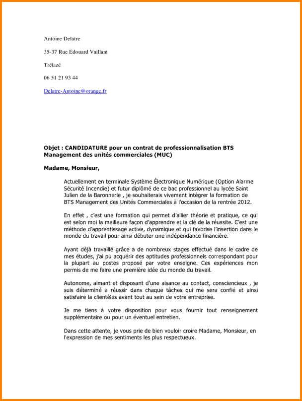 lettre de motivation pour contrat d u0026 39 insertion