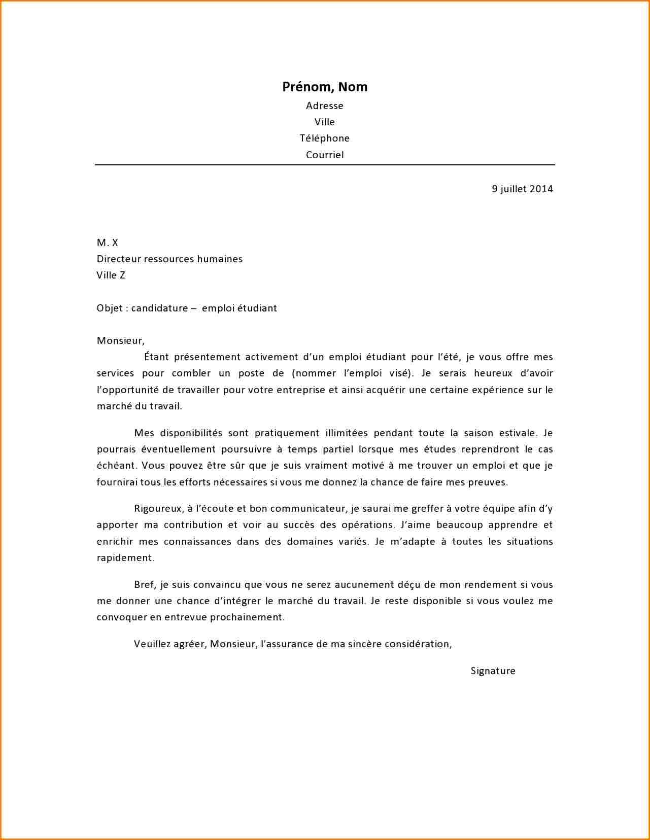 lettre de motivation emploi cr u00e8che