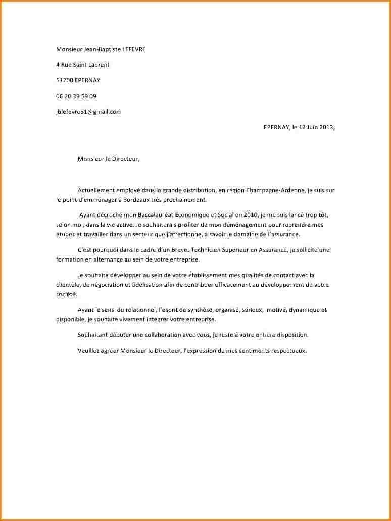 lettre de motivation d u00e9clarant en douane