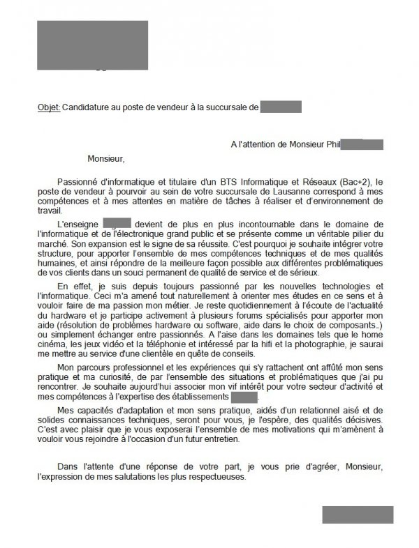 Lettre De Motivation Master Design Laboite Cv Fr