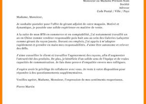 Candidature Spontanee Lettre De Motivation Laboite Cv Fr