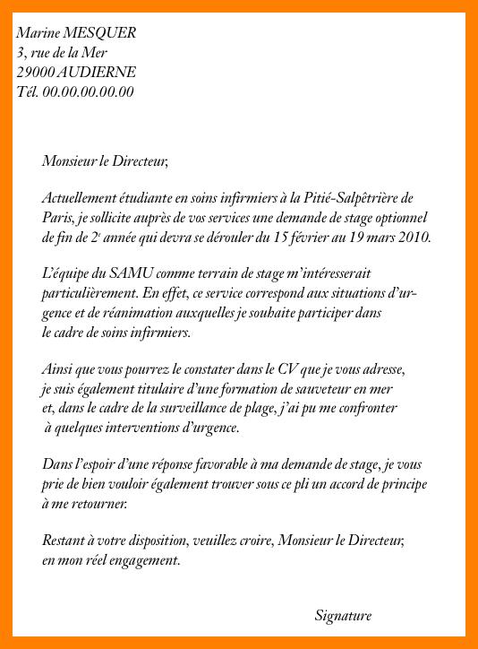 lettre de motivation pour rentr u00e9e en formation