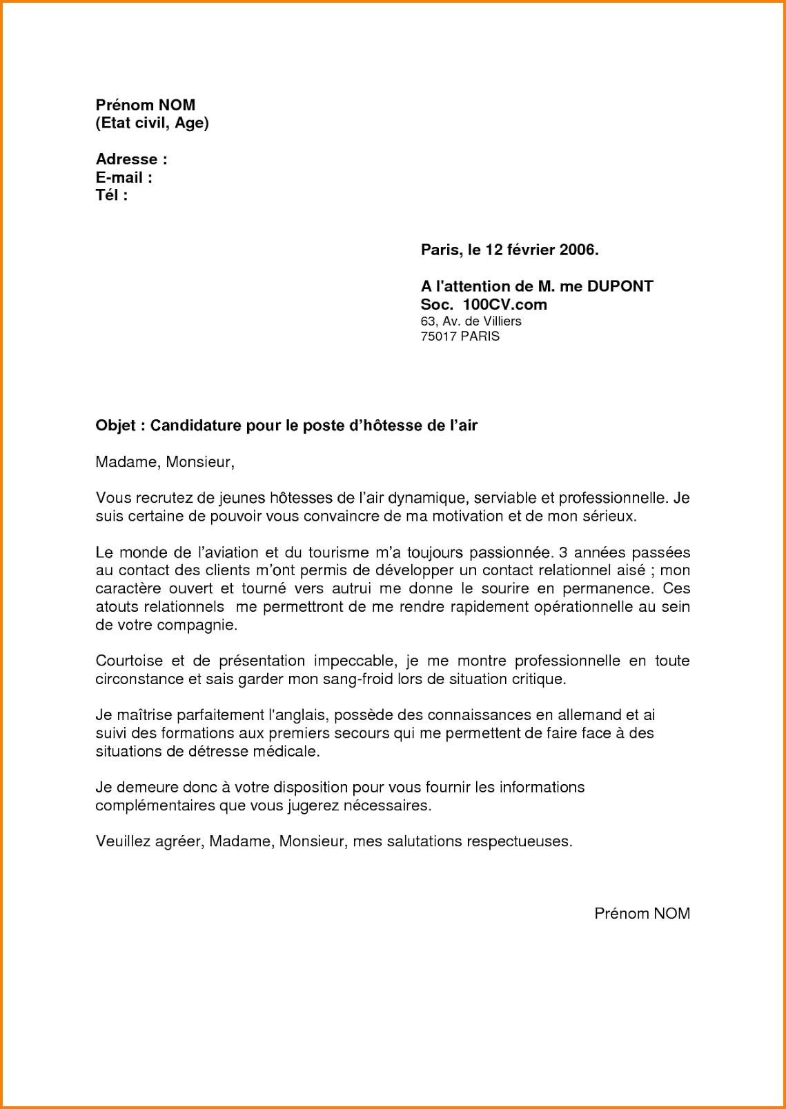 lettre de motivation teleprospecteur
