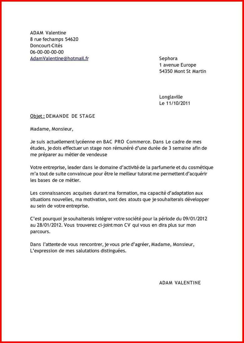 lettre de motivation maquilleuse professionnelle