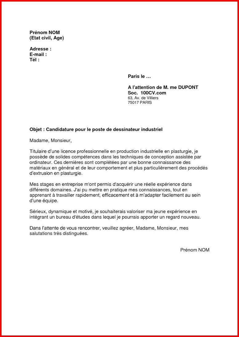 lettre de motivation stage mairie ressources humaines