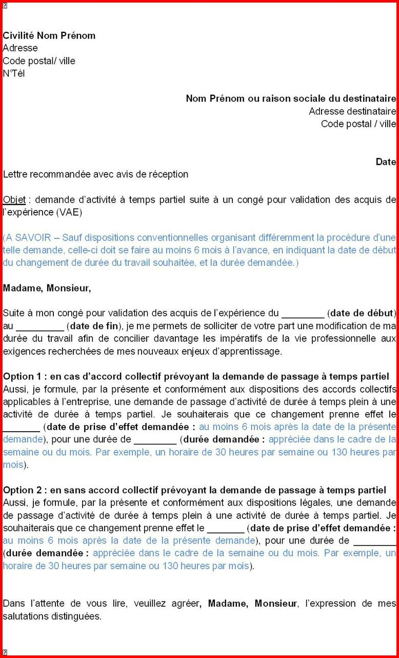 lettre de motivation vae master 2