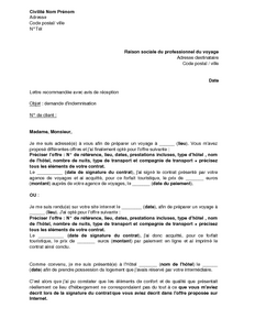 Lettre de motivation pour l'hotellerie