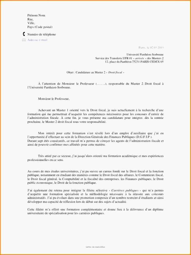 lettre de motivation bts agencement de l u0026 39 environnement