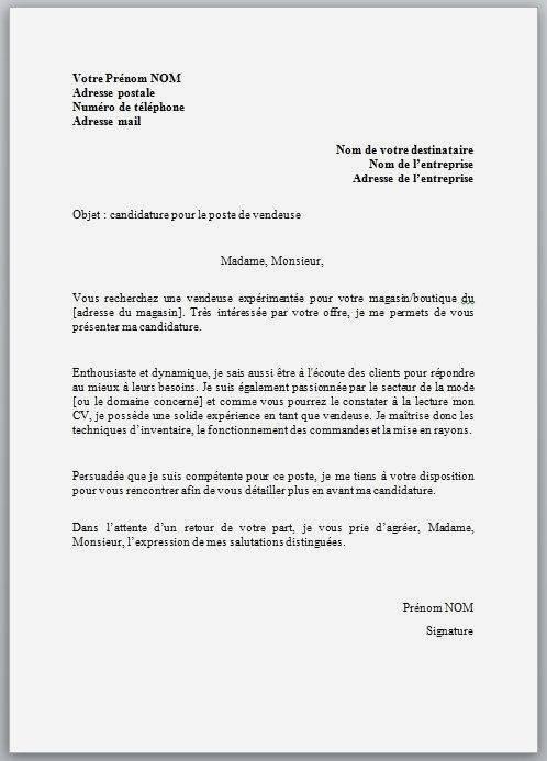 lettre de motivation agent d u0026 39 entretien exp u00e9riment u00e9