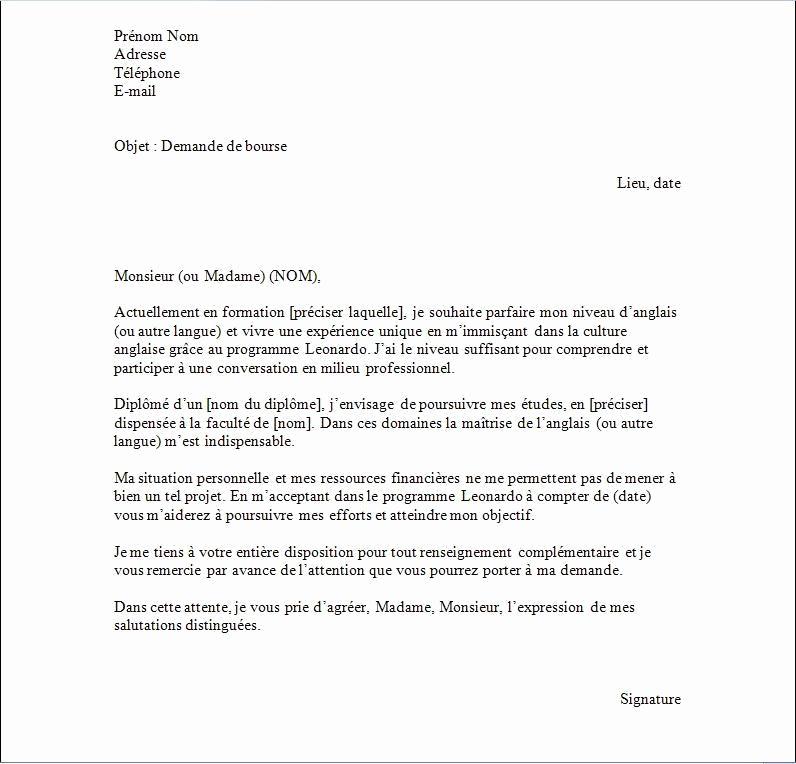 lettre de motivation pour psychologue
