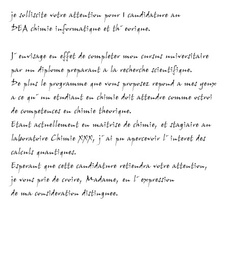 Lettre De Motivation Gratuite Agent D Exploitation Des