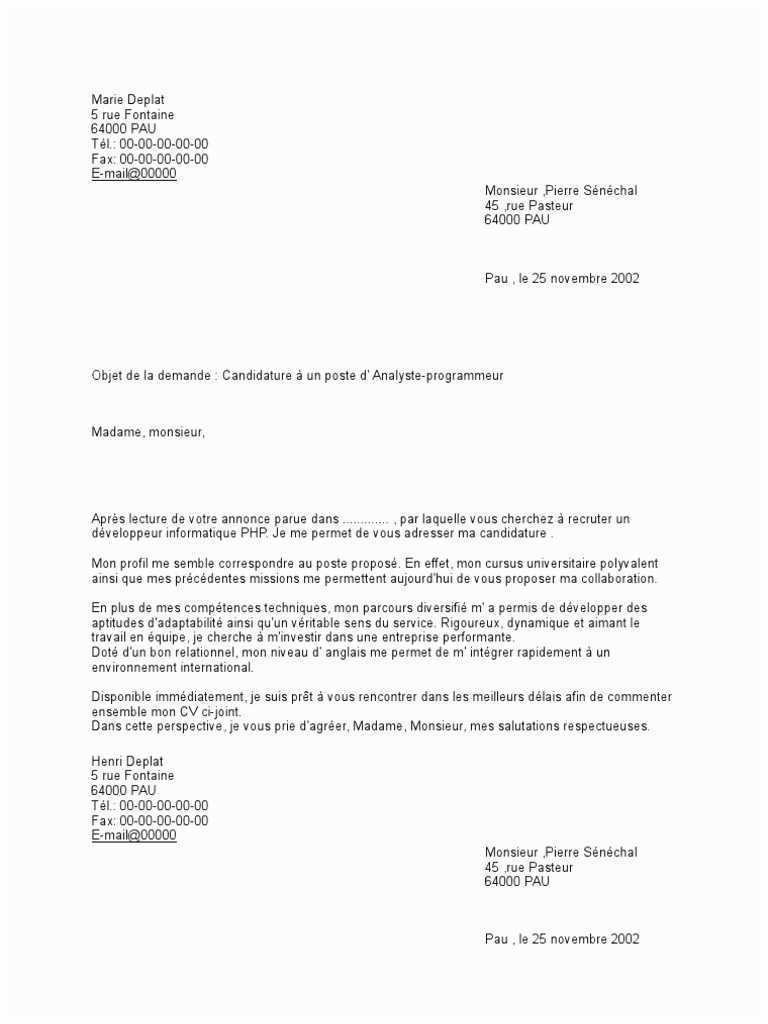 lettre de motivation henri iv