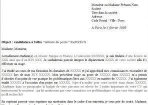 Lettre De Motivation Conseiller Agricole Banque Laboite Cv Fr