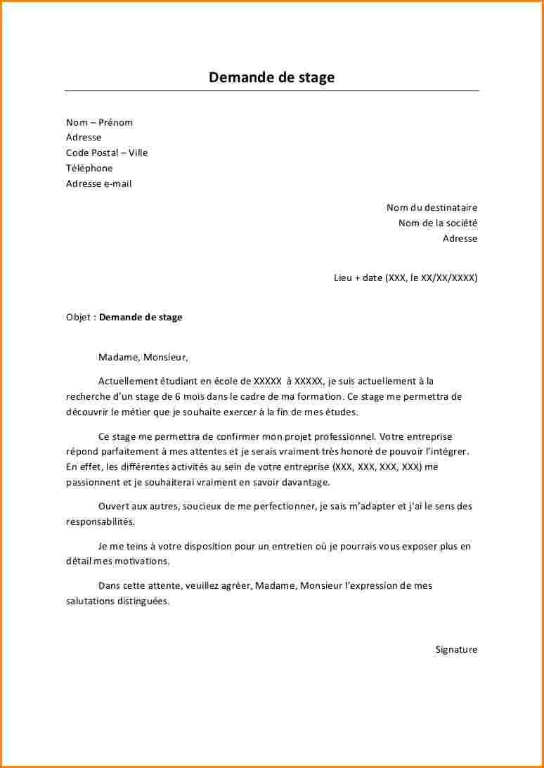 lettre de motivation demande de stage conseiller en insertion professionnelle
