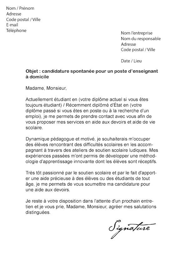lettre de motivation ouvrier maraicher d u00e9butant