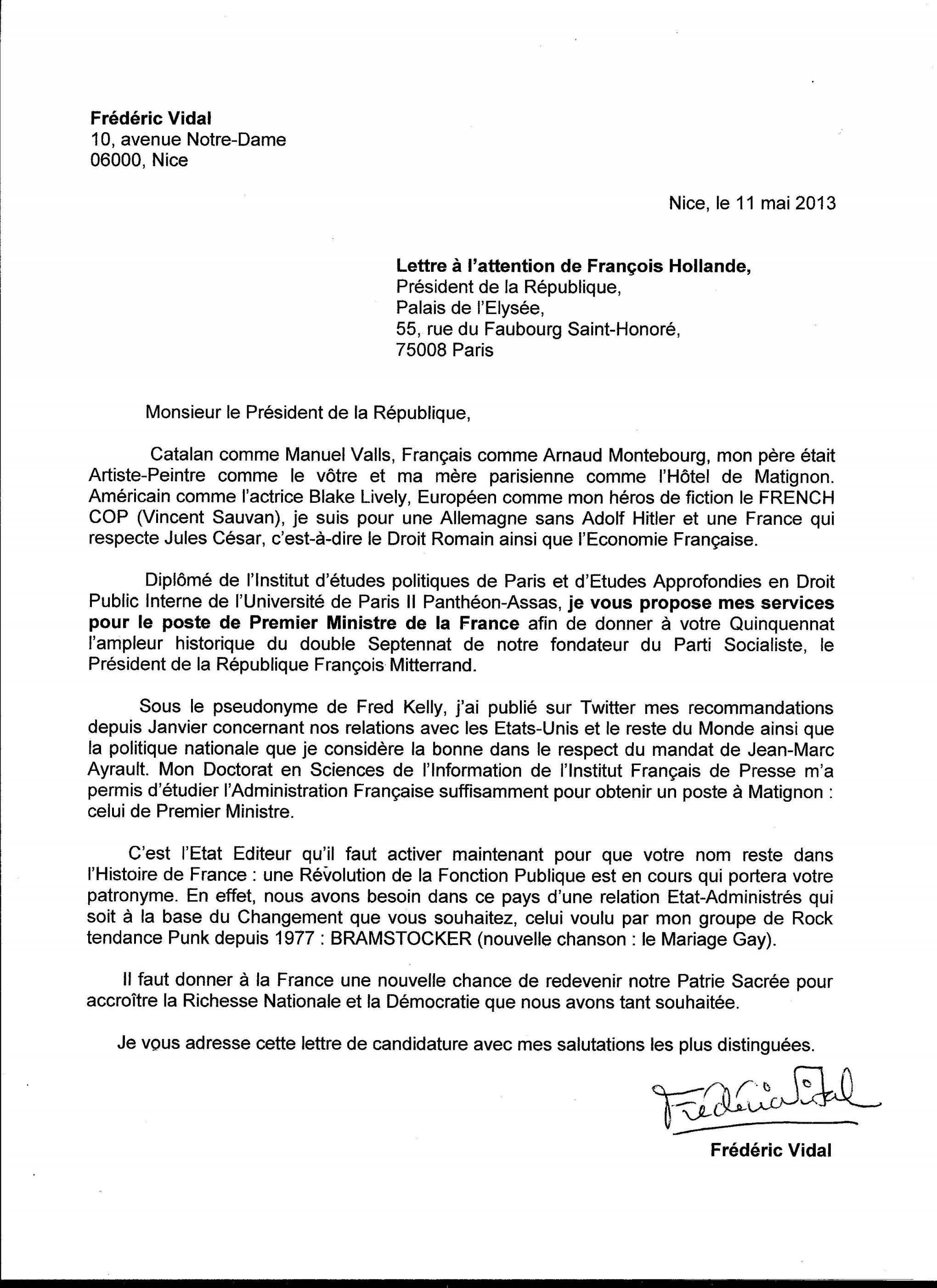 lettre de motivation pour mutation interne fonction publique