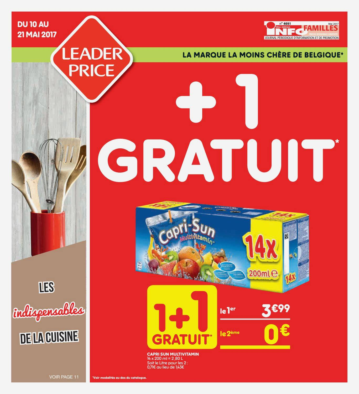 lettre de motivation pour leader price