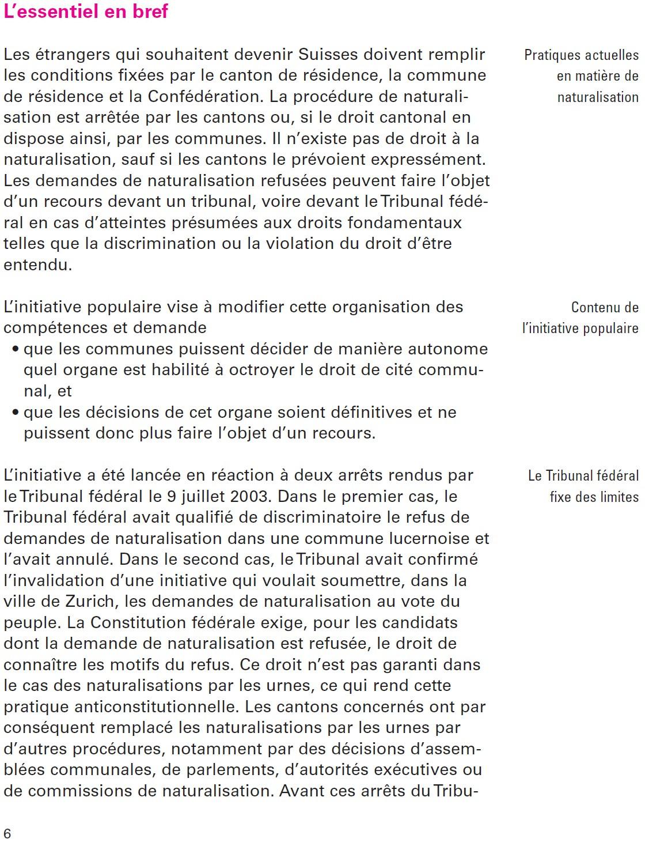 naturalisation lettre de motivation