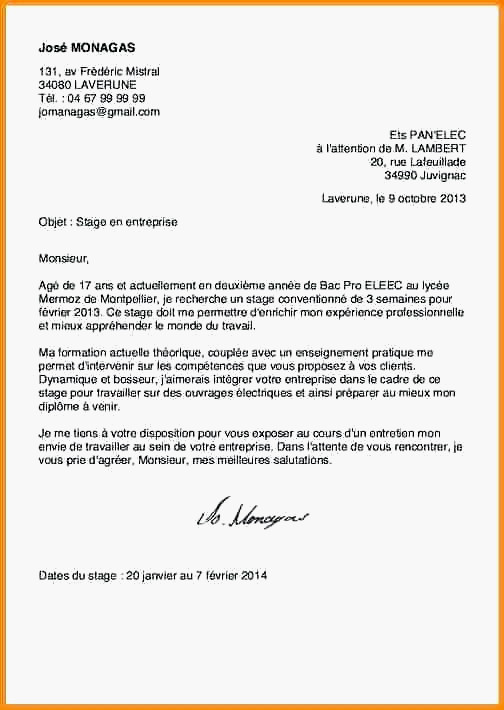 lettre de motivation recensement