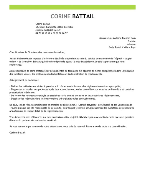 lettre de motivation amp en psychiatrie