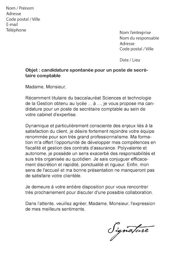 lettre de motivation pour assistante sociale