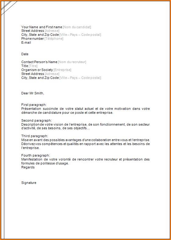 lettre de motivation asvp candidature spontan u00e9e
