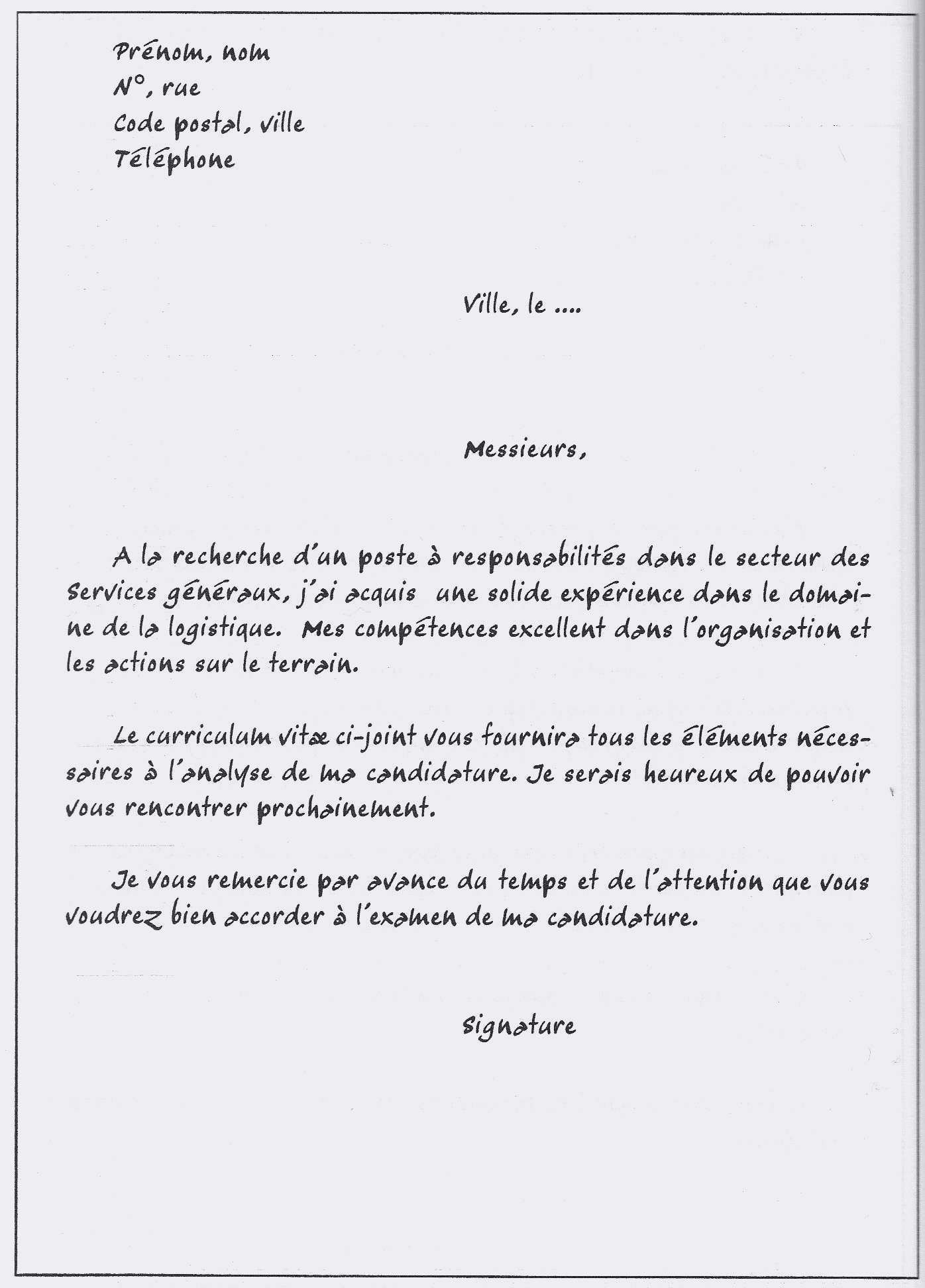 lettre de motivation carrossier apprentissage