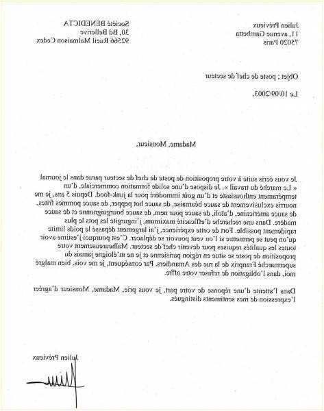 lettre de motivation gestionnaire de patrimoine d u00e9butant