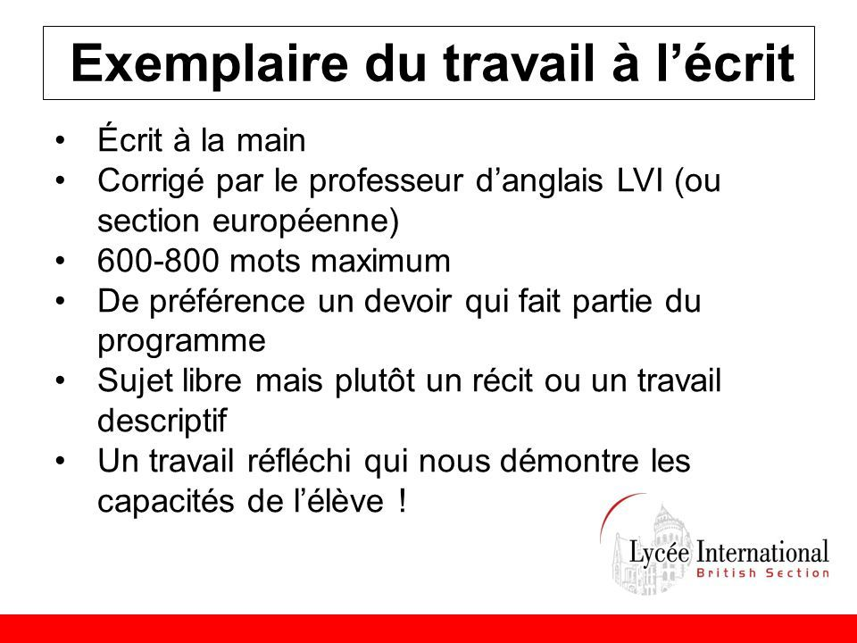 lettre de motivation seconde europ u00e9enne anglais