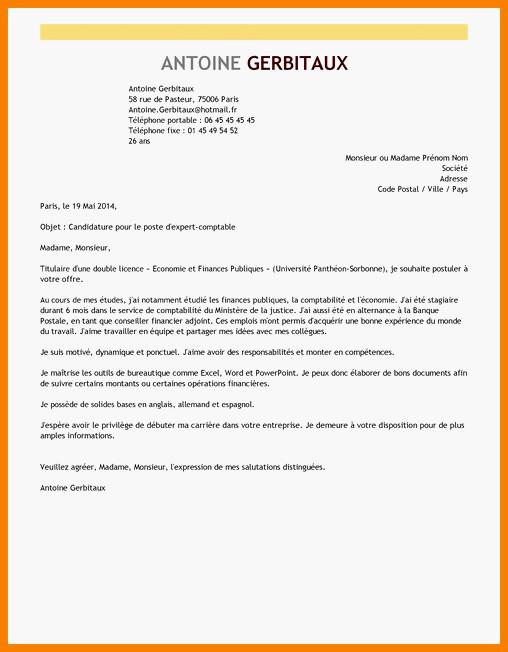 lettre de motivation en espagnol erasmus