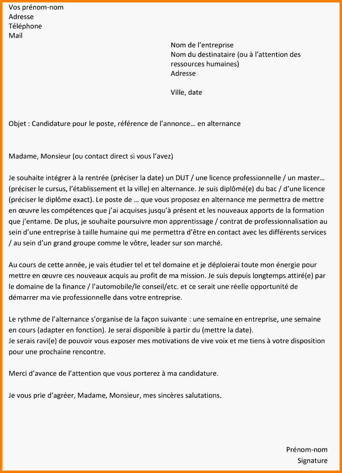 lettre de motivation employ u00e9e de menage