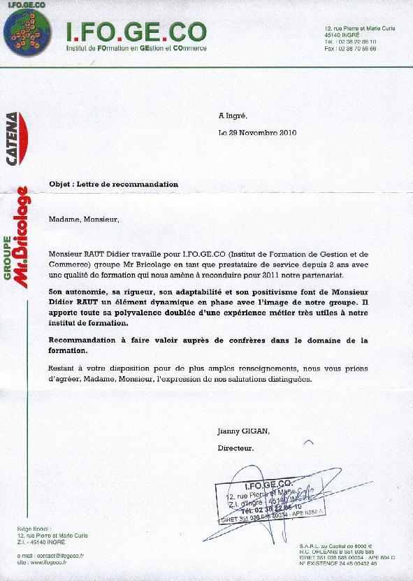 Lettre de motivation vendeur adidas - laboite-cv.fr
