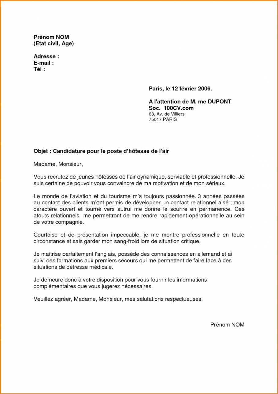 lettre de motivation pour formation secretaire assistant