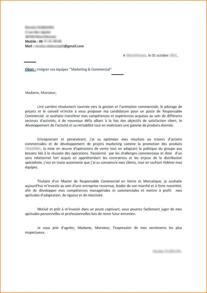 lettre de motivation gestionnaire de parc automobile