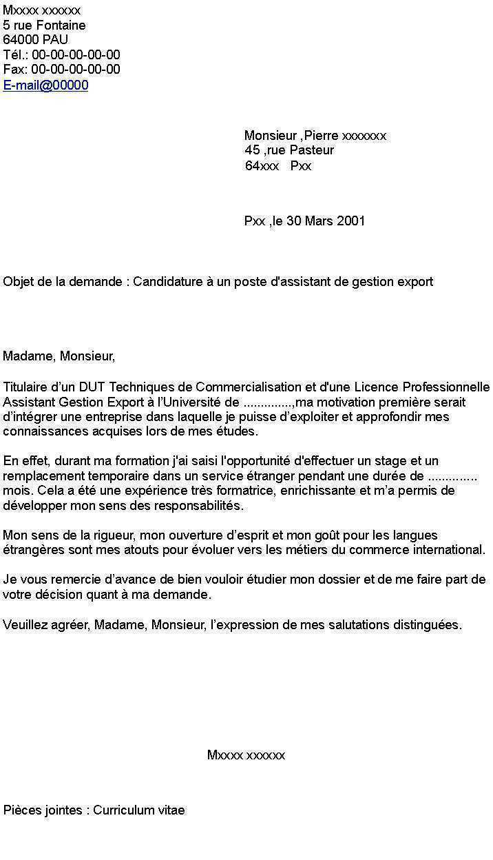 lettre de motivation guichetier poste