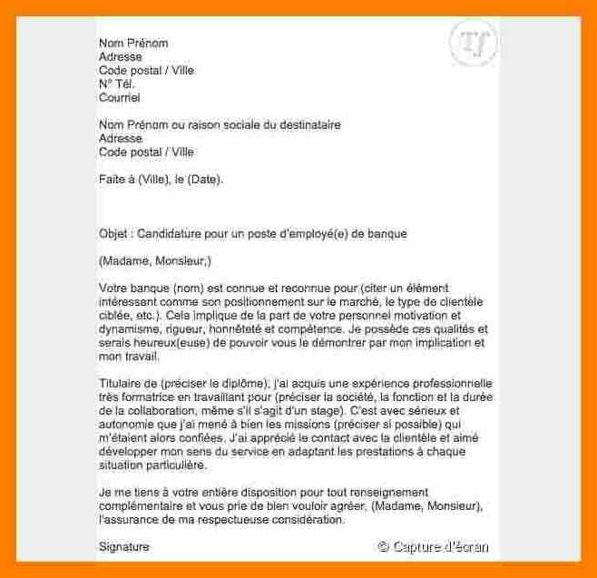 cv lettre de motivation job d u0026 39  u00e9t u00e9