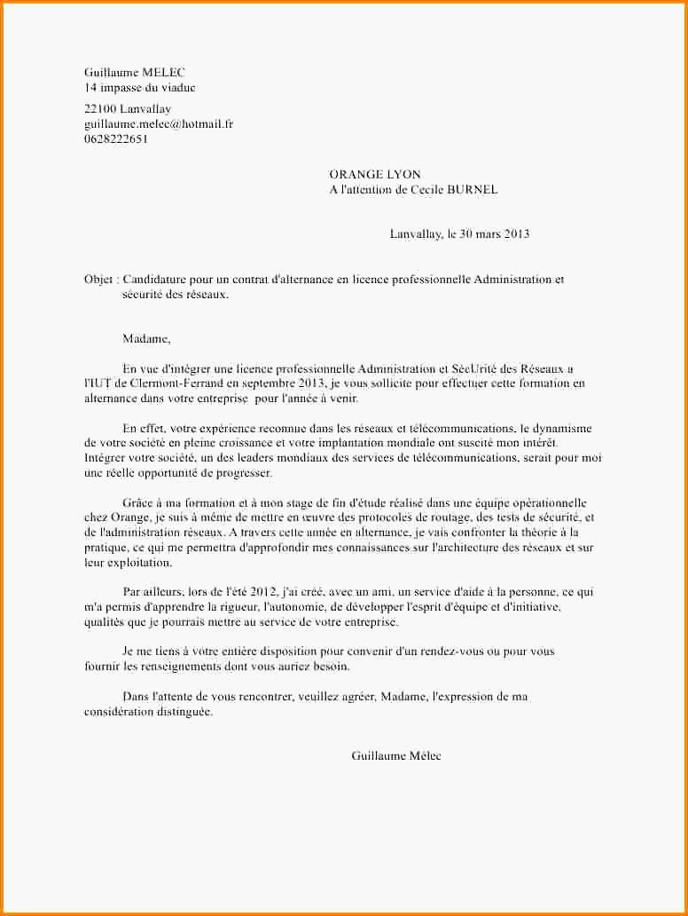 lettre de motivation pour l u0026 39 administration publique