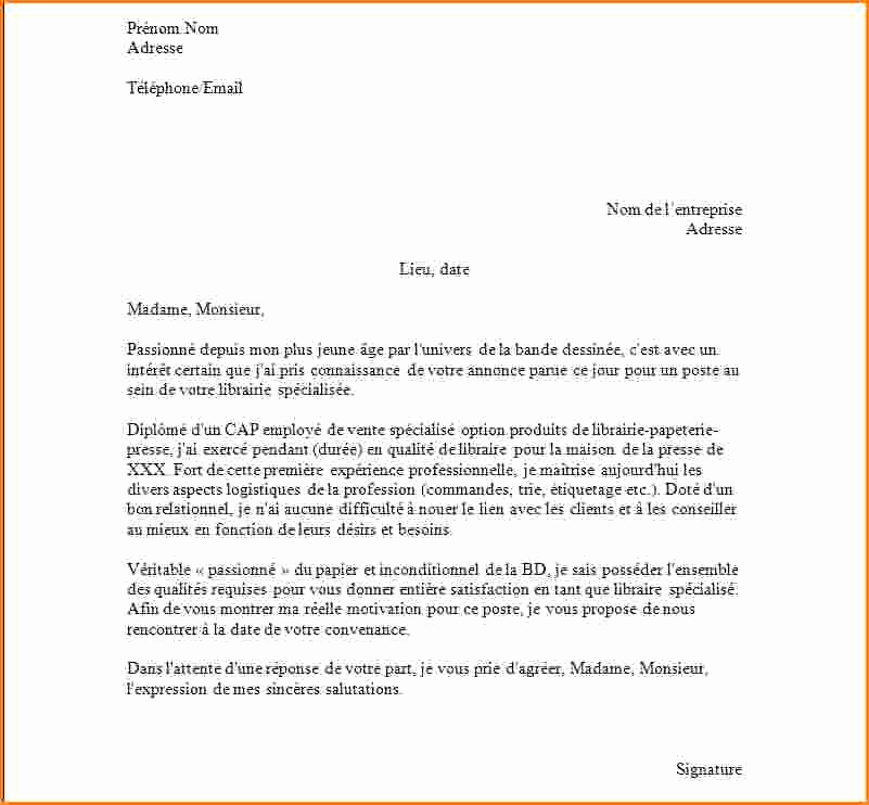 lettre de motivation ma u00e7on qualifi u00e9