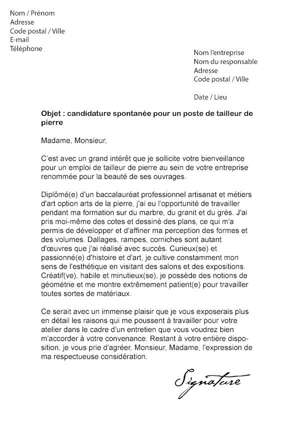 lettre de motivation directeur acm