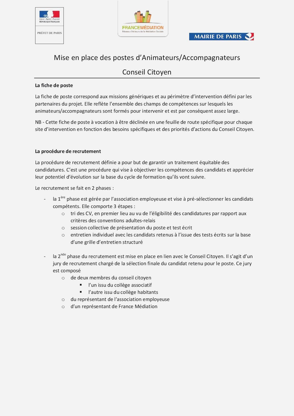 lettre de motivation pour agent social