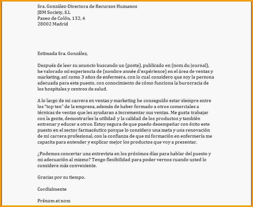 lettre de motivation emt gratuit