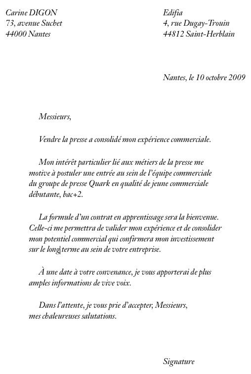 lettre de motivation moniteur educateur sans exp u00e9rience