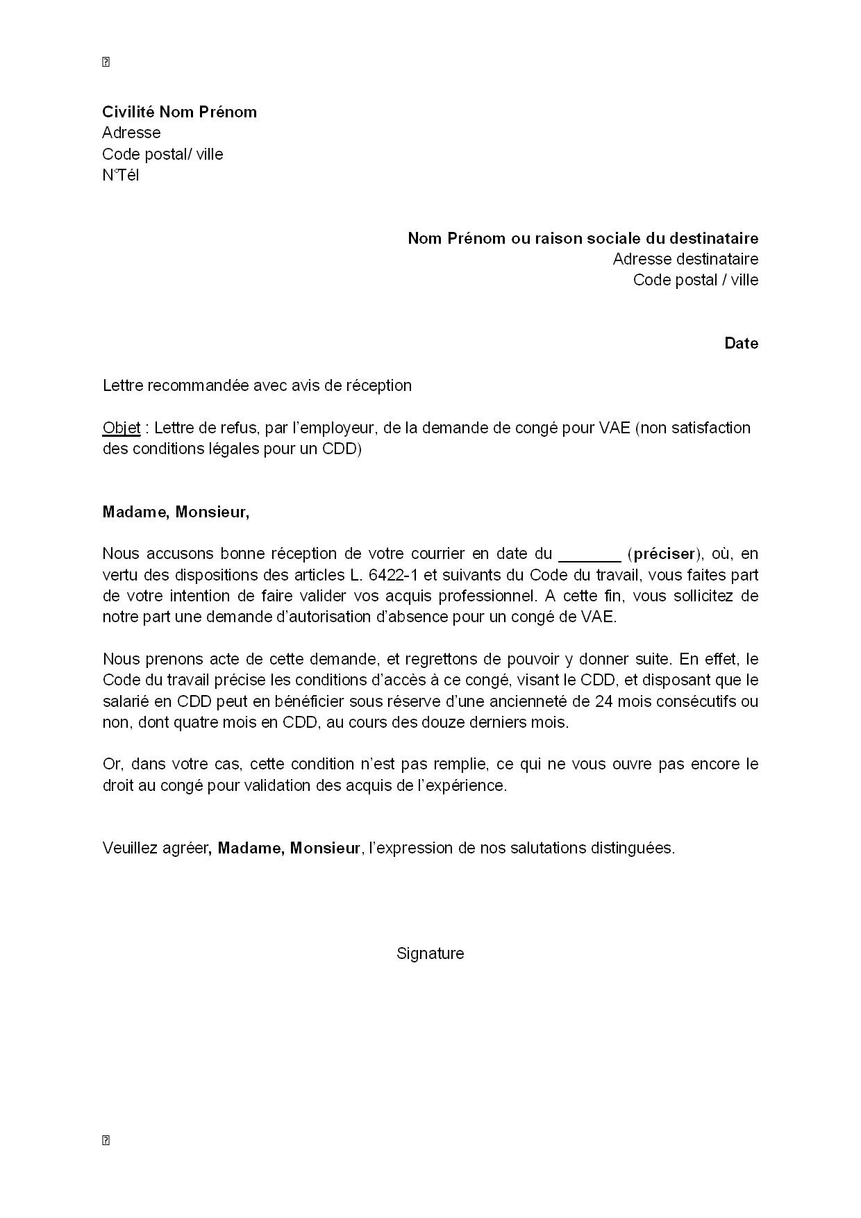 lettre de motivation pour validation d u0026 39 acquis