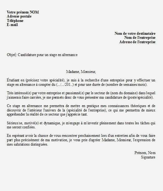 lettre de motivation alternance educateur sp u00e9cialis u00e9