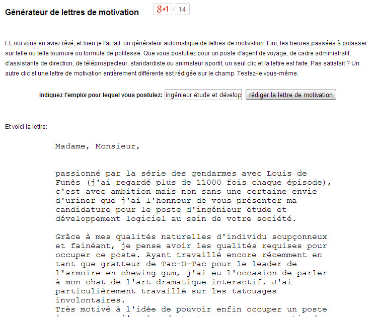 exemple lettre de motivation pvt