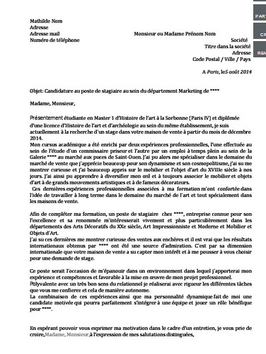 lettre de motivation fongecif reconversion secretaire