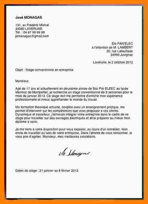 lettre de motivation pour gestion administration